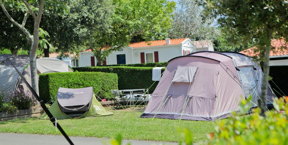 3 campings avec emplacement tente à Bidart