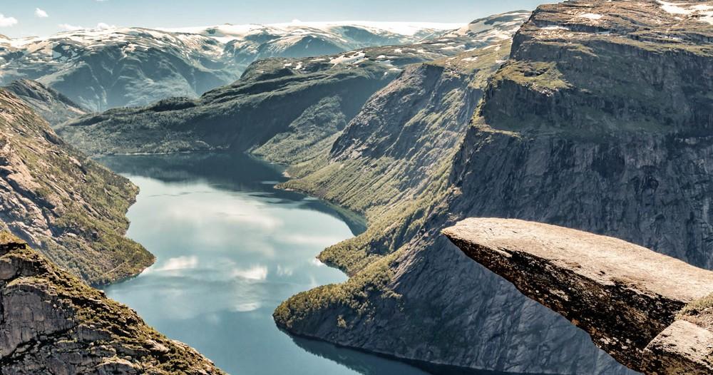 À la découverte des fjords du monde